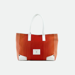 Aurora Shopping Bag Arancione