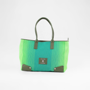 Aurora Shopping Bag Verde