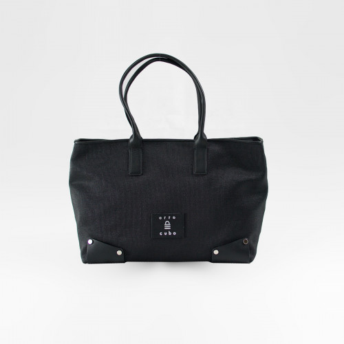 Aurora Shopping Bag Nero